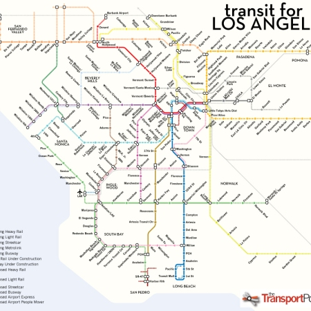 The Future of L.A. Transit