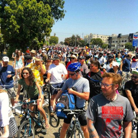 The City Unveiled CicLAvia